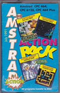 Amstrad Action Pack (Tape 4)