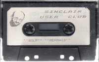 Sinclair User Club Tape 8 - Golf