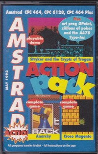 Amstrad Action Pack (Tape 14)