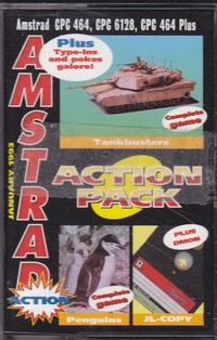 Amstrad Action Pack (Tape 22)