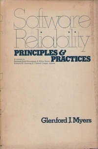 Software Reliability: Principles and Practices