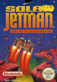 Solar Jetman - Hunt for the Golden Warship