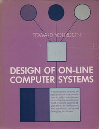Design of on-Line Computer Systems