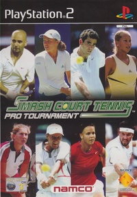 Smash Court Tennis Pro Tournament