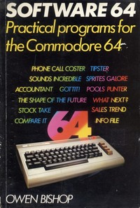 Software 64 - Practical Programs for the Commodore 64