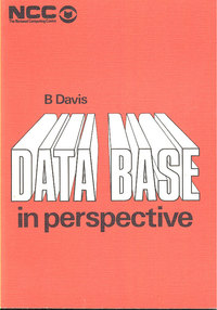 Data Base in Perspective