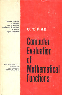 Computer Evaluation of Mathematical Functions