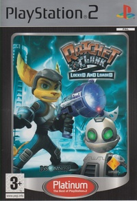 Ratchet & Clank 2 Locked and Loaded