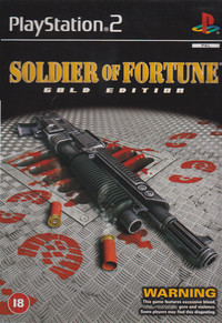 Soldier of fortune Gold Edition