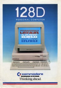 128D Personal Computer