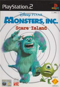 Disney/Pixar Monsters, Inc Scare Island