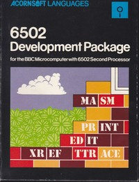6502 Development Package