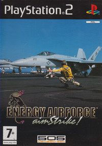 Energy Airforce Aim Strike!