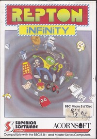 Repton Infinity ( Disk)