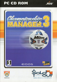 Championship Manager 3 (Sold Out)