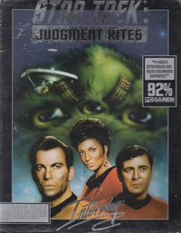 Star Trek Judgment Rites
