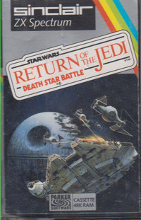 Star Wars Return of the Jedi - Death Star Battle