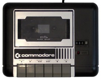 US Commodore Datasette 1531