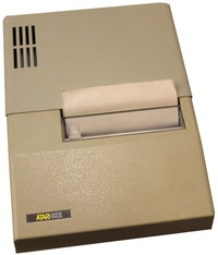 Atari 822 Thermal Printer