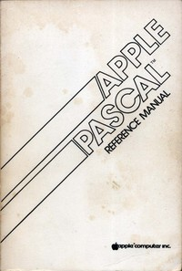 Apple Pascal Reference Manual