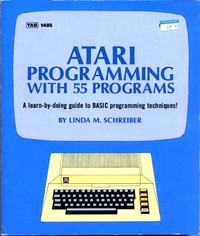 Atari Programming with 55 Programs