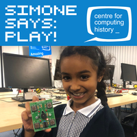 Electronics Lab: Simone Says Play - Wednesday 21st August 2019