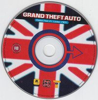 Grand Theft Auto Mission Pack 1 London
