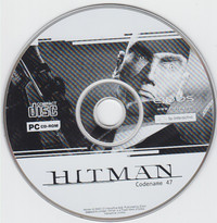 Hitman: Codename 47 (Disc Only)