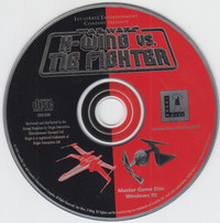 Star Wars: X-Wing vs TIE Fighter (Disc Only)