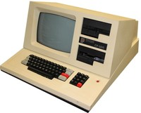 Prologica CP-500 Microcomputer