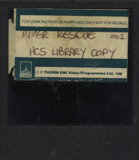 River Rescue (Thorn EMI HCS Library Copy)