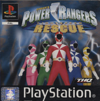 Power Rangers Rescue