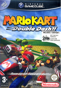 Mario Kart Double Dash (Collectors Edition)