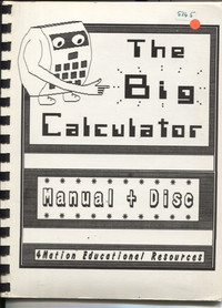 The Big Calculator