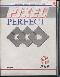 Pixel Perfect - Artpack