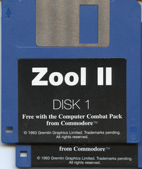 Zool 2 (Combat Pack version)
