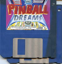 Pinball Dreams  (Zool Pack version)