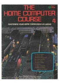 The Home Computer Course - Issue 4 (B)