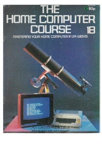 The Home Computer Course - Issue 18
