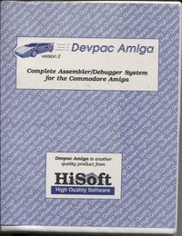 Devpac Amiga - Version 2
