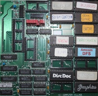 Computer Village CVX-16 Memory Expansion Board Iss 2