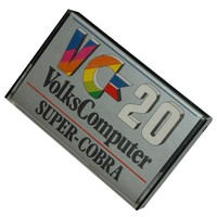 VIC 20 VolksComputer Super-Cobra