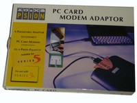 PSION PC Card Modem Adaptor