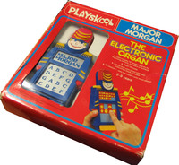 Playskool Major Morgan Electronic Organ