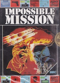 Impossible Mission (disk)