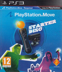Playstation Move Starter Disc