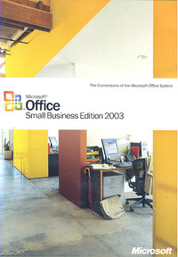 Microsoft Office Small Business Edition 2003