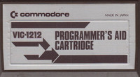 Programmer's Aid Cartridge