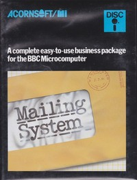 Mailing System