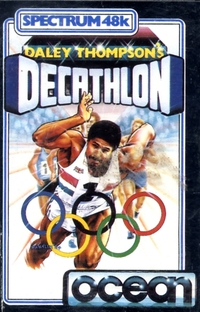Daley Thompson's Decathalon